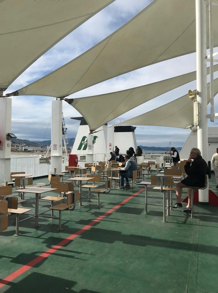 Ferry Tanger Tarifa FRS